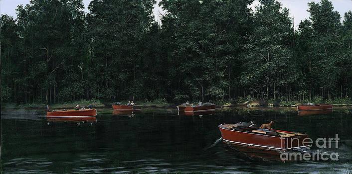 Mahogany Cove by Phil Christman
