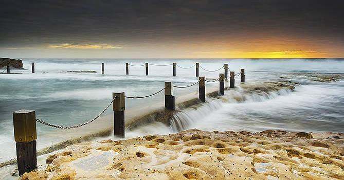 Mahon Pool Australia by Mike Banks
