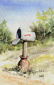 Sam Sidders - Mailbox