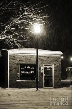 Andee Design - Main Street Barber Shop