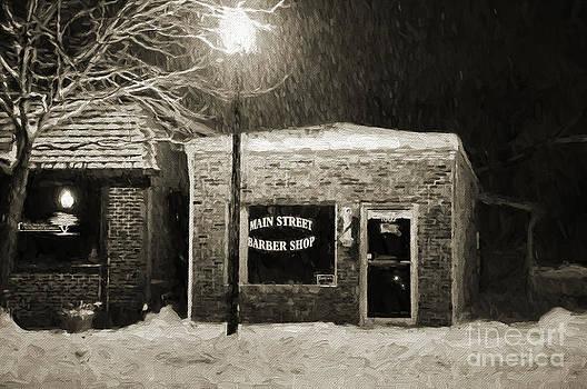 Andee Design - Main Street Barber Shop Blue Springs