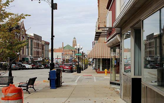 Main Street by Carolyn Ricks