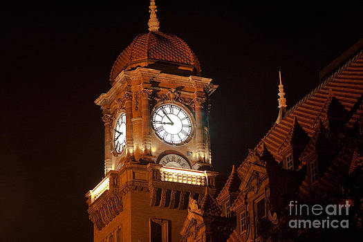 Main Street Station-2 by John Hassler