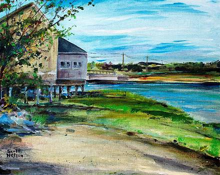 Maine Chowder House by Scott Nelson