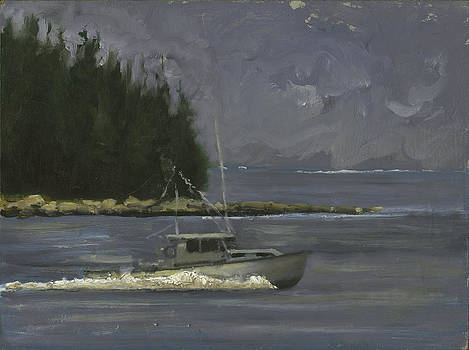 Maine Coast by John Reynolds