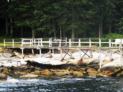 Joe Bledsoe - Maine Pier