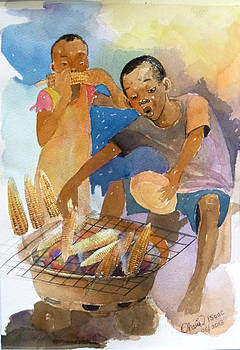 maize Eaters by Okwir Isaac