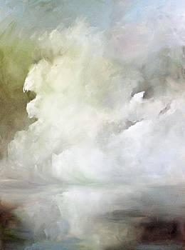 Majestic Clouds 1 by Carol Thornton
