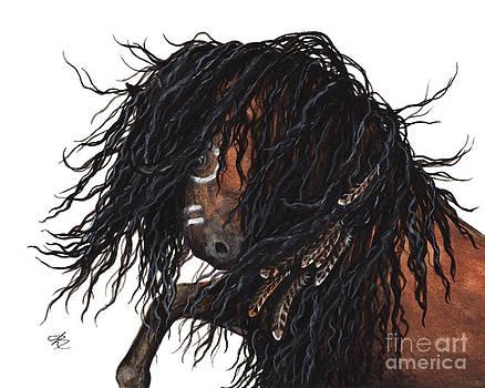 AmyLyn Bihrle - Majestic Kiger Mustang Horse 28