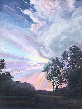 Majestic Light by Wes Loper