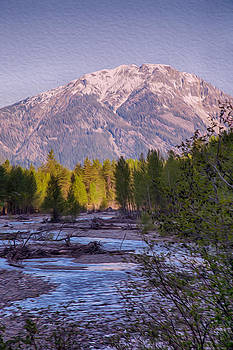 Omaste Witkowski - Majestic Mountain Morning