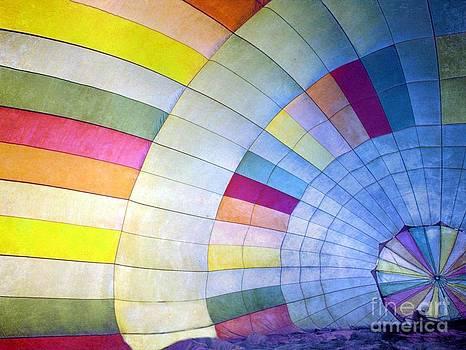 Make a balloon ride by Anne Seltmann