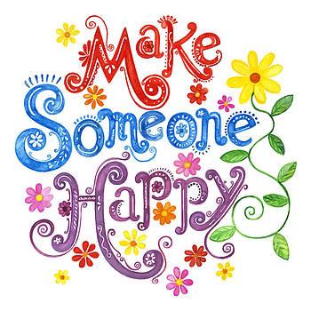 Make Someone Happy by Barbara Esposito