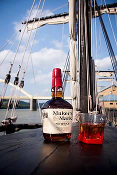 Maker's Aboard by Wayne Stacy