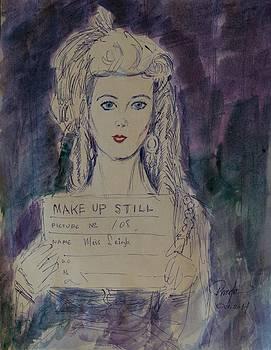 Makeup still by Horacio Prada