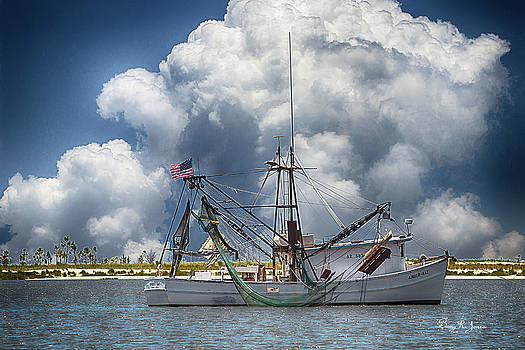 Nautical Art - Making a Trip by Barry Jones