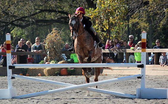 Rosanne Jordan - Making The Jump