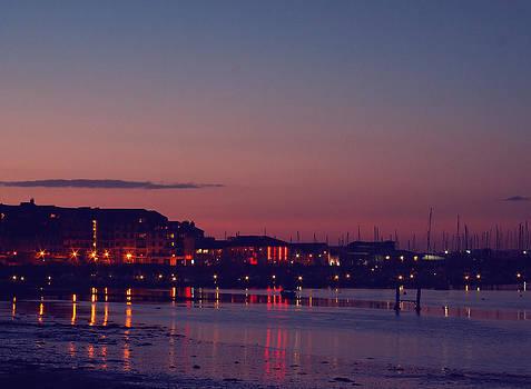 Malahide Sunset 14 by Patrick Horgan