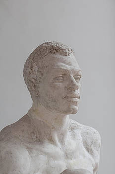 Male Sculpture by Floyd Raymer