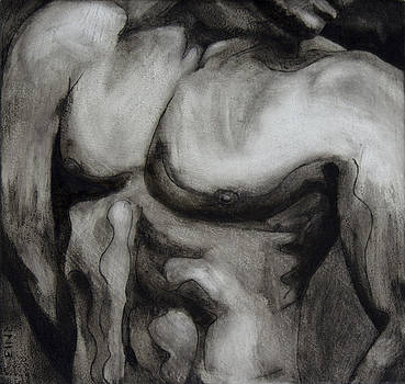 Male Torso III by Rudy Nagel