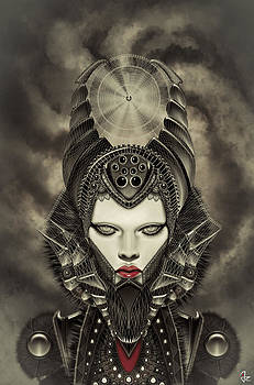 Maleficent by Giulio Rossi