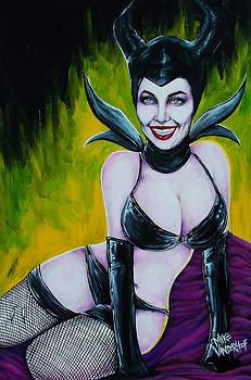 Maleficent by Michael Vanderhoof