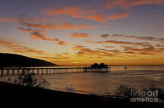 Malibu Mroning by Bill Baer