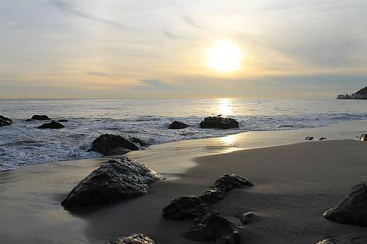 Malibu Rocks by Peter Kotzbach