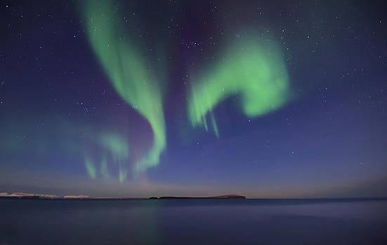 Malmey island by Sigurdur Aegisson