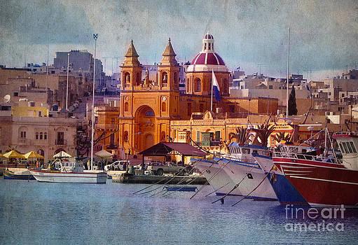 Malta-Marsashlokk by Christo Christov