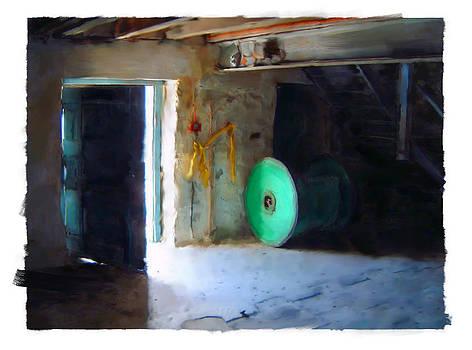 Malting Barrel by Ian Gray