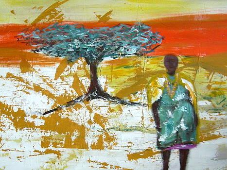 Mama Africa by Joseph Ferguson
