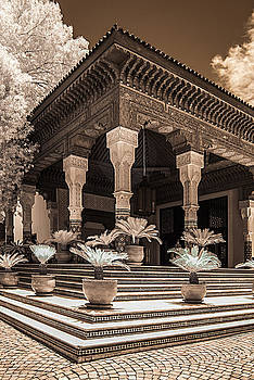 Mamounia Hotel in Marrakech by Ellie Perla