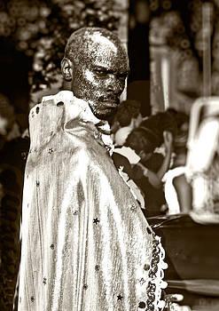 Stuart Brown - Man at Carnival # 1