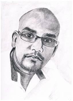 Man by Bindu N
