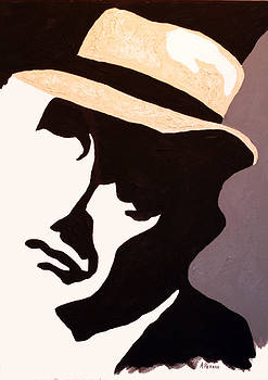 Man in Hat by Andrew Petras