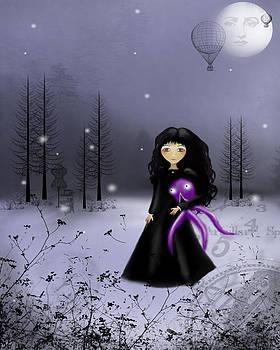 Man in the Moon by Charlene Murray Zatloukal