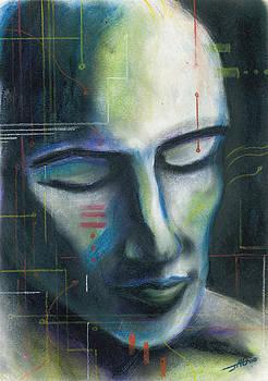 Man-Machine by John Ashton Golden