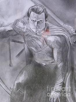 Man Of Steel by Michael Iglesias
