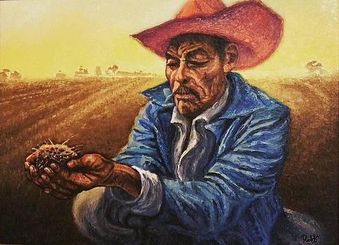 Man of the Soil by Raffi Jacobian