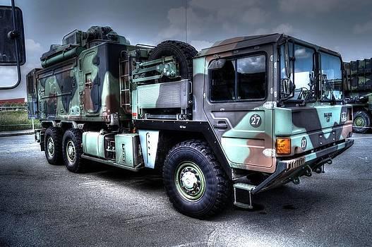 Alexander Drum - MAN Truck
