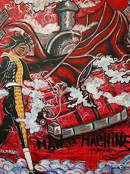 Man Vs Machine by Jose A Gonzalez