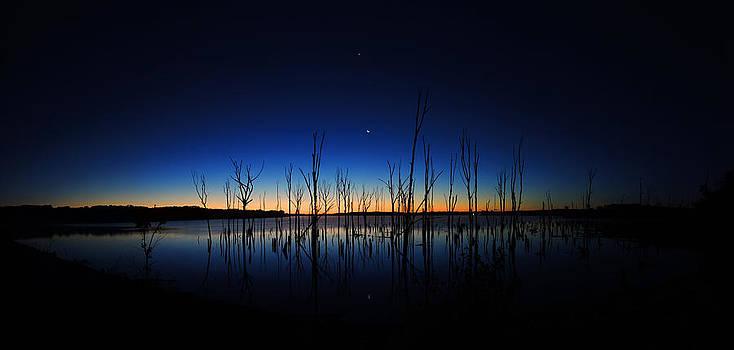 Raymond Salani III - Manasquan Reservoir at Dawn
