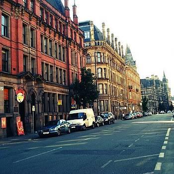 Manchester, July - 2011 by Abdelrahman Alawwad
