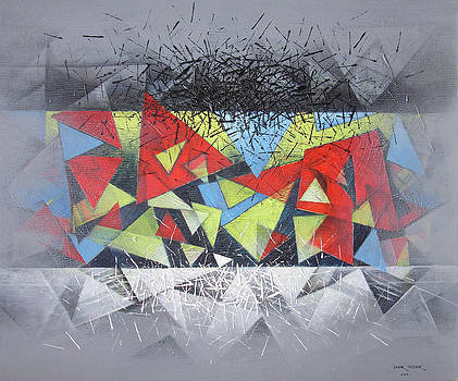 Mandala 21 by Sagar Talekar