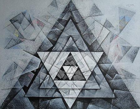 Mandala 23 by Sagar Talekar