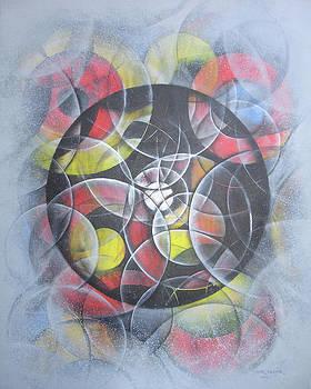 Mandala 24 by Sagar Talekar