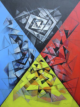 Mandala 26 by Sagar Talekar