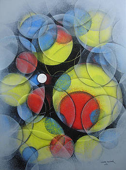Mandala 28 by Sagar Talekar