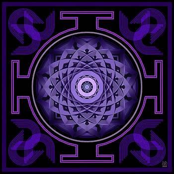 Mandala Hypurplectic by David Voutsinas